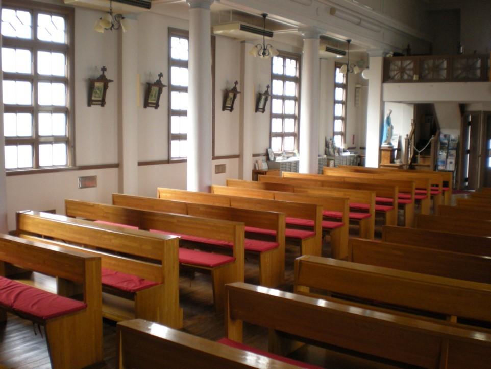 教会椅子用クッション